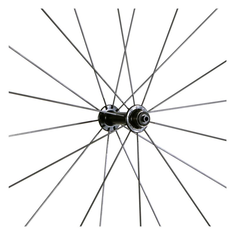 Venn Var 35 TCC fadengewickelte schlauchlose Drahtreifen-Felgenbremse Carbon-Laufräder