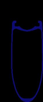 Venn Var 77 rim profile