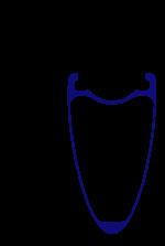 Profilo del cerchio Venn Var 507