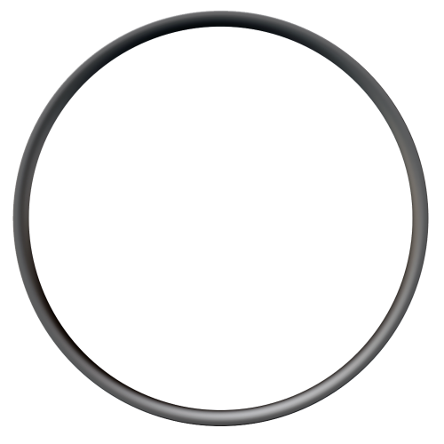 "Venn 259 THL tubeless hookless 29""/700c gravel carbon rim for gravel and XC racing bikes"