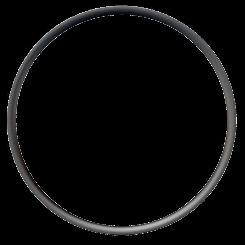 """Jante en carbone gravel Venn 259 THL tubeless hookless 29 """"/ 700c pour vélos de course gravel et XC"""