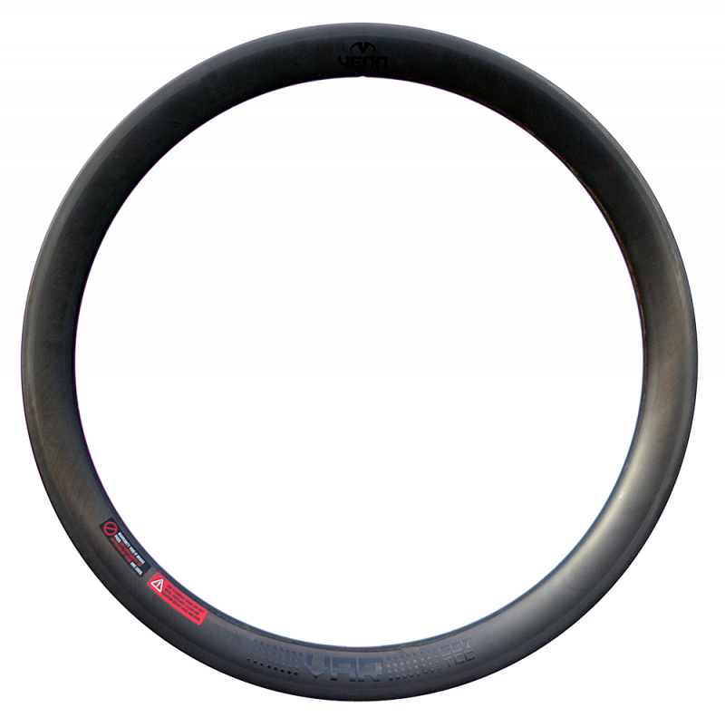 Venn Var 507 TCC filament wound tubeless pneu jante frein jante carbone