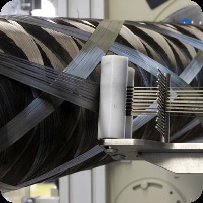 VAR filament winding