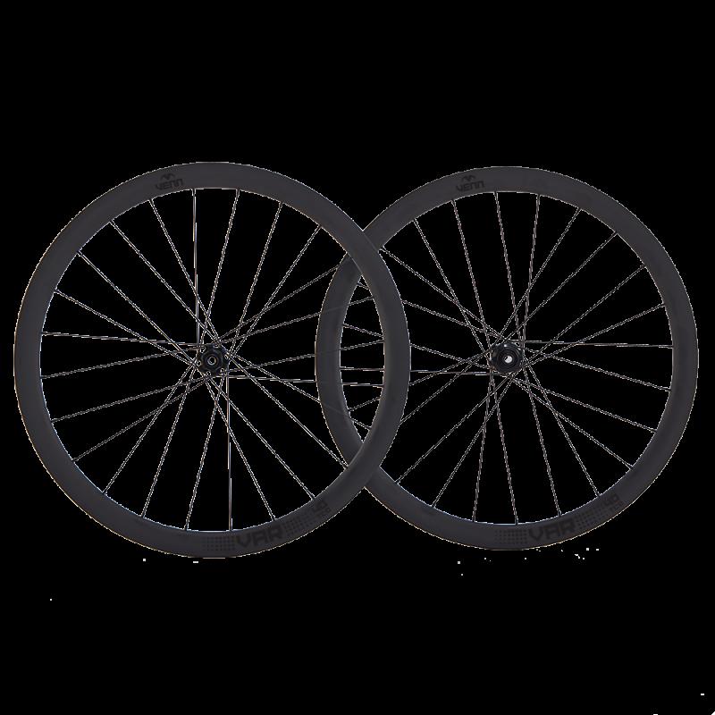 Venn Var 40 TCD SE gravel carbon wheels